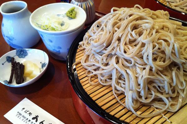 長野といったら蕎麦!善光寺近くの美味しいお蕎麦 長野 そば処あんき