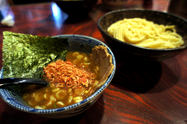 魚介豚骨系トロトロスープにシャキシャキ山芋!?食べごたえバツグン!府中 節とい軒(ぶっといけん)