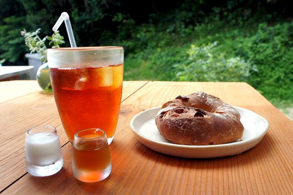 本州最南端!紀伊大島の自然に囲まれたおいしいパンとカフェのお店 nagi(ナギ)